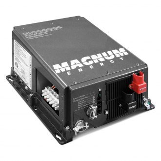 Magnum® - ME Series DC-AC 2500W Modified Sine Wave Inverter with 120A Battery Charger