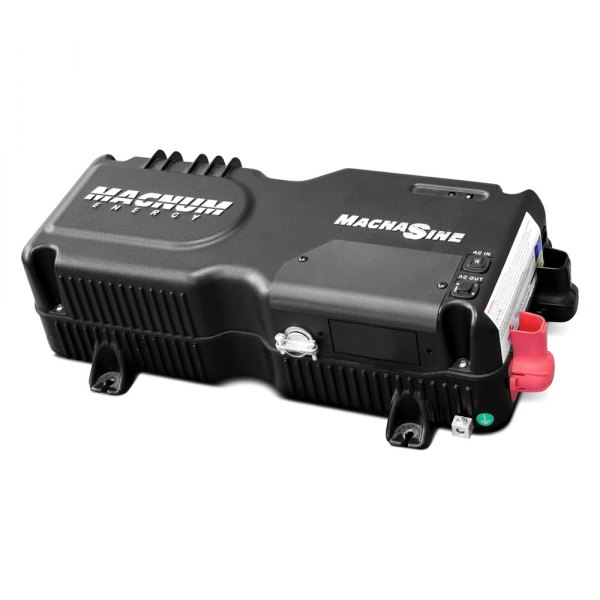 Magnum® - MagnaSine™ MMS Series Pure Sinewave Inverter / Charger with GFCI and 3' AC Cord (1000W, 50 Amp PFC Charger)