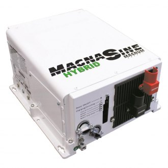 Magnum® - MagnaSine™ Hybrid Series DC-AC 4000W Pure Sine Wave Inverter with 105A Battery Charger