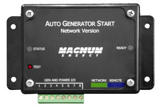Magnum® - Automatic Generator Start, Network Version