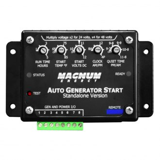 Magnum® - Automatic Generator Start, Standalone Version