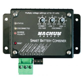 Magnum® - Smart Dual Battery Combiner