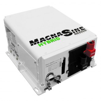 Magnum® - MagnaSine™ Hybrid Series DC-AC 3000W Pure Sine Wave Inverter with 125A Battery Charger