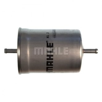 Mahle® - In-Line Stainless Steel In-line Fuel Filter