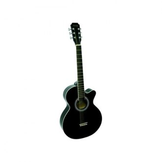 "Main Street® - 38"" Black Guitar"