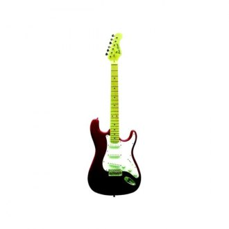Main Street® - Double Cutaway Electric Guitar (Red)