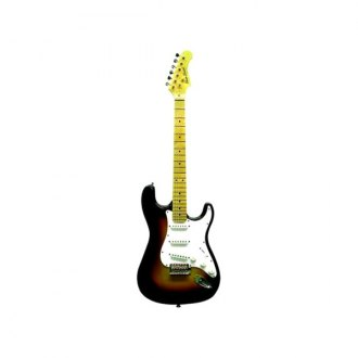 Main Street® - Double Cutaway Electric Guitar (Tob Sb)