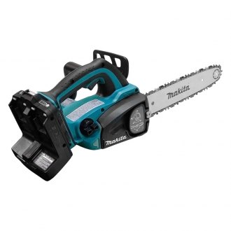Makita® - 2X 18V Li-Ion Cordless Chain Saw