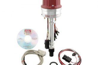 Mallory® - Max-Fire Electronic Advance Distributor with Small Cap