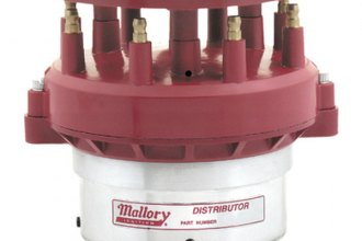 Mallory® - Max-Fire Electronic Advance Distributor with Comp 9000 Cap