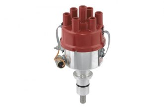 Mallory® - Dual Point 23 Series Distributor, LH Rotation