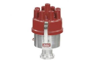 Mallory® - Dual Point 25 Series Distributor, LH Rotation