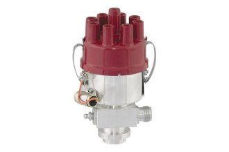 Mallory® - Dual Point 26 Series Distributor, LH Rotation