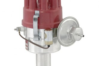 Mallory® - Dual Point 27 Series Distributor, RH Rotation