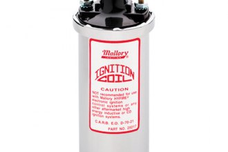 Mallory® - Canister Style Ignition Coil