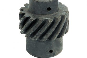 Mallory® - Alloy Steel Distributor Drive Gear, LH Rotation, Shaft Outside/Gear Inside Dia. 0.491''