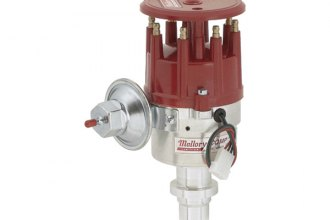 Mallory® - Comp S/S 42 Series Distributor with Stack Cap, LH Rotation