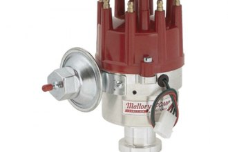 Mallory® - Comp S/S 42 Series Distributor with Stack Cap, RH Rotation