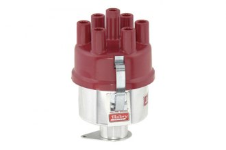 Mallory® - Unilite Electronic Ignition 45 Series Distributor, LH Rotation