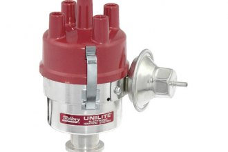 Mallory® - Unilite Electronic Ignition 47 Series Distributor, RH Rotation