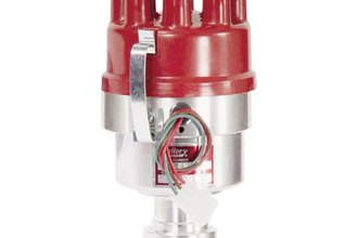 Mallory® - Magnetic Breakerless 50 Series Distributor, LH Rotation
