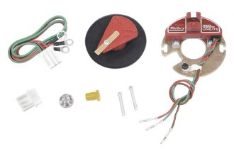 Mallory® - Unilite Breakerless 4 Cylinder Ignition Conversion Kit
