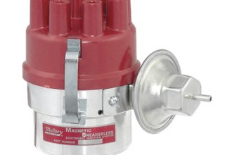 Mallory® - Magnetic Breakerless 57 Series Distributor, RH Rotation