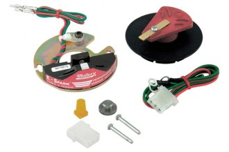 Mallory® - E-Spark 4 Cylinder Ignition Conversion Kit