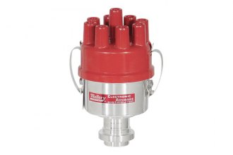 Mallory® - 61 Series Distributor with Standard Cap, RH Rotation and Mechanical Tach Drive