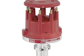 Mallory® - Crank Trigger 65 Series Distributor without Mechanical Tach Drive