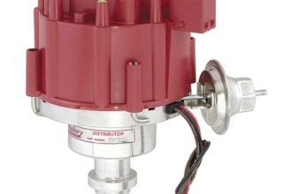 Mallory® - 75 Series HEI Distributor with HEI Cap, LH Rotation, without Coil