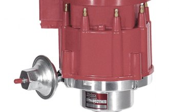 Mallory® - 75 Series HEI Distributor with HEI Cap, RH Rotation, Coil and Mechanical Tach Drive