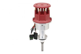 Mallory® - Firestorm™ Dual Sync Distributor with Small Cap