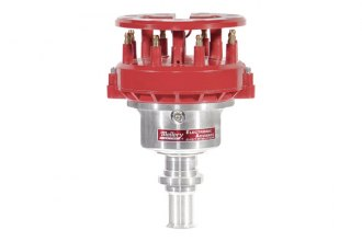 Mallory® - 95 Series Distributor with Stack Cap, LH Rotation