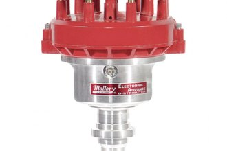 Mallory® - 95 Series Distributor with Stack Cap, RH Rotation and Mechanical Tach Drive