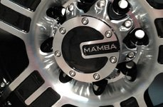 MAMBA® - Wheels on Car
