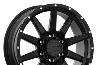 "MAMBA® - M15 Gloss Black (17"" x 9"", +25 Offset, 6x135 Bolt Pattern, 87.1mm Hub)"