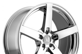 "MANDRUS® - ARROW Chrome (18"" x 8.5"", +43 Offset, 5x112 Bolt Pattern, 66.56mm Hub)"