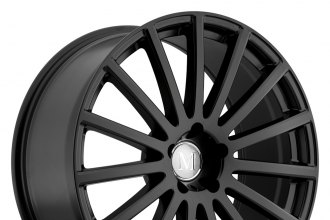 "MANDRUS® - ROTEC Matte Black (20"" x 8.5"", +35 Offset, 5x112 Bolt Pattern, 66.56mm Hub)"