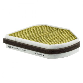 MANN-Filter® - Frecious Plus Biofunctional Cabin Air Filter