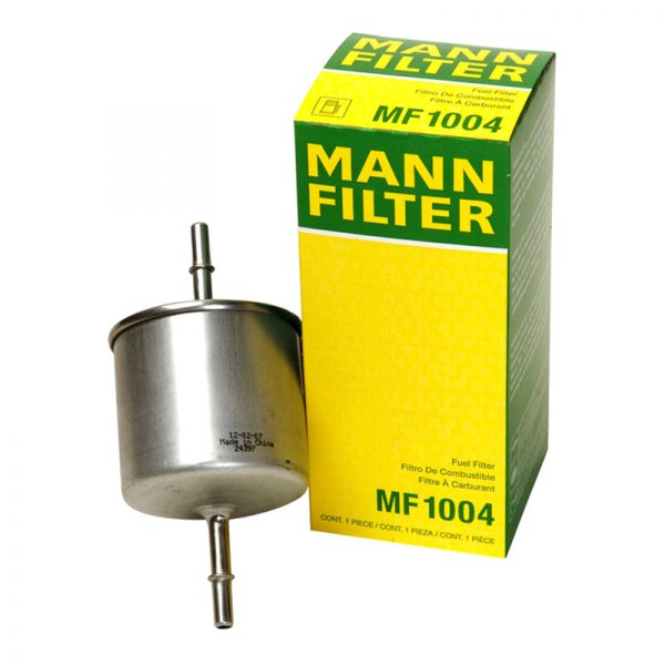 mann-filter® mf1004 - ford f-150 1995 spin-on fuel filter 1995 f150 fuel filter #4