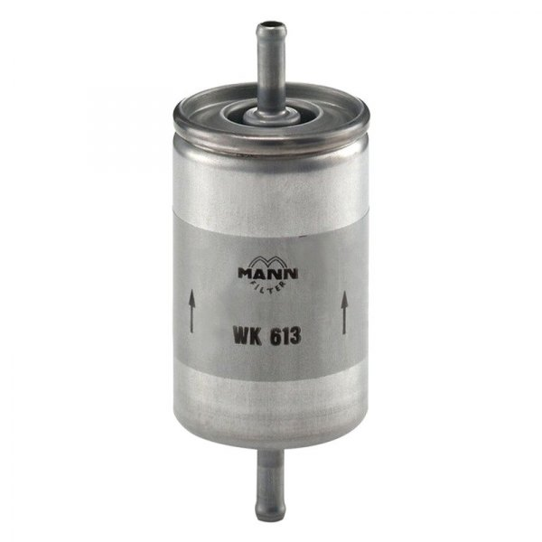 Mann-Filter® WK613 - In-Line Fuel FilterCARiD.com