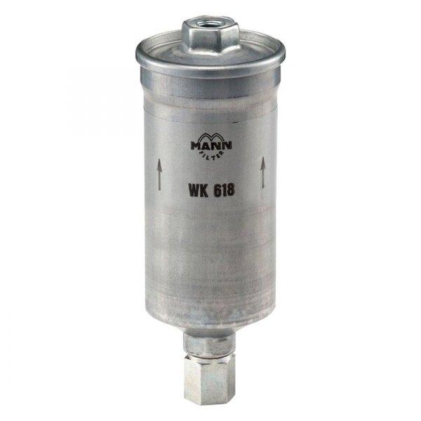 mann-filter® wk618 - volkswagen jetta 1980 in-line fuel filter fuel mann vw filter 1ko127400m