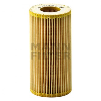 MANN-Filter® - Light Pressure Oil Filter Element