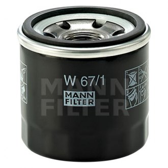 MANN-Filter® - Spin-on Oil Filter