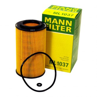 MANN-Filter® - Cartridge Oil Filter Element