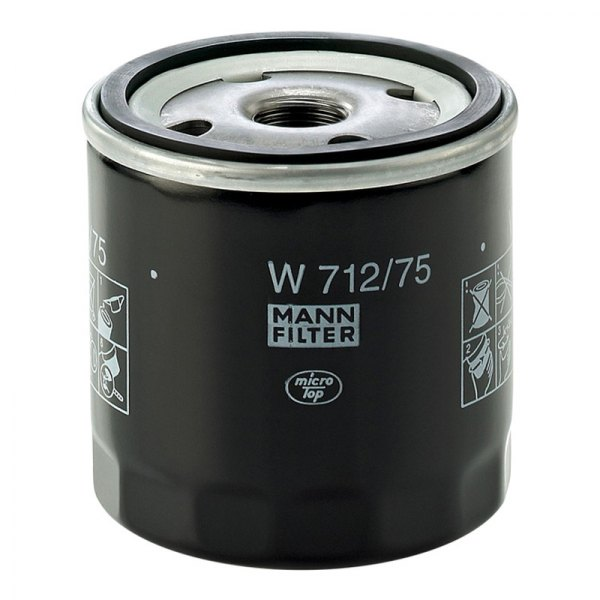 mann-filter® w712-75 - spin-on oil filter mann fuel filters 1044 small fram inline fuel filters #15