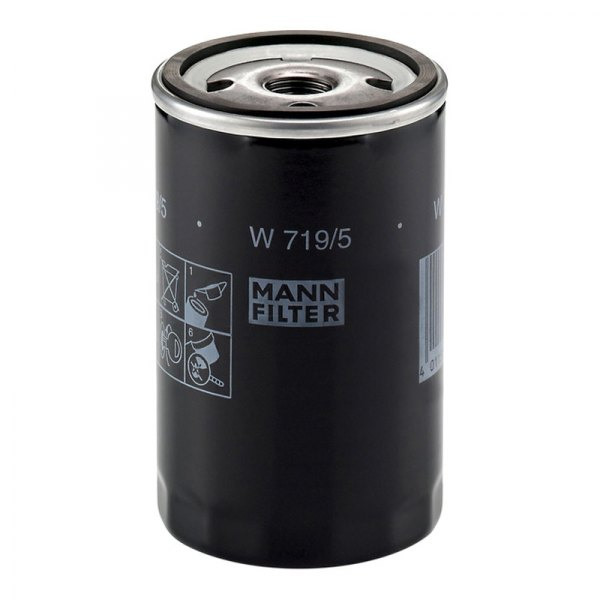 Mann Fuel Filter 1044: Spin-On Oil Filter