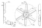 Maradyne® - Texas Twister™ Engine Driven Fan, Schematic