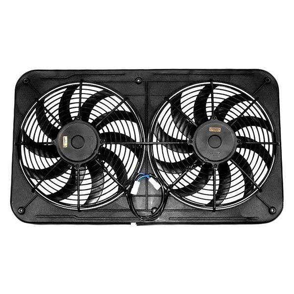 Maradyne® - Jetstreme II™ Low Profile Dual Electric Fan